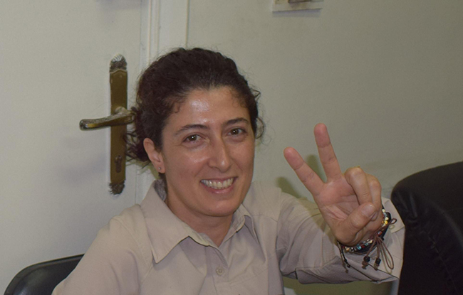 Lebanon and Turkey, accomplices of six months of torture imposed on Ayten Öztürk
