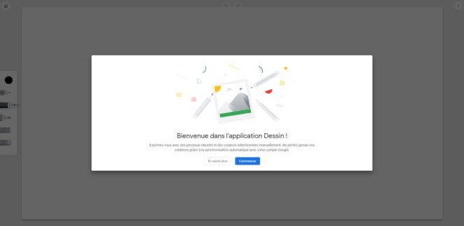 Google lance une application Dessin