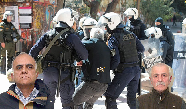 11 revolutionaries arrested in Athens