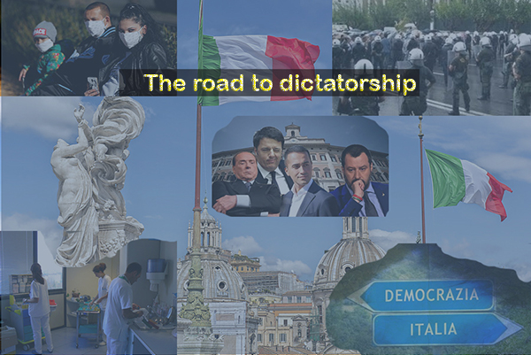 Italy: The road to dictatorship